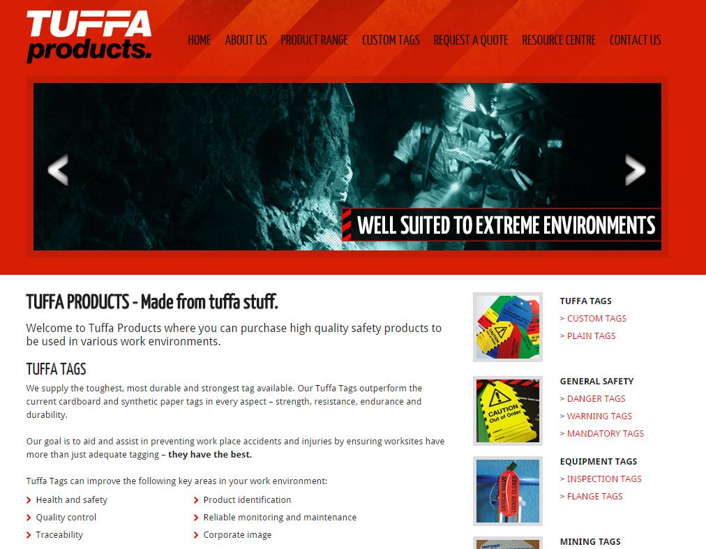 Old Tuffa Products