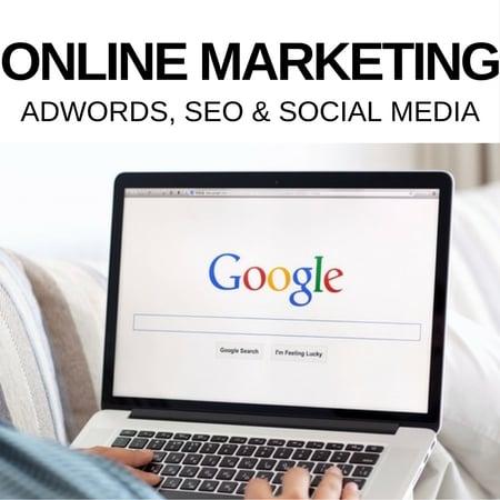 Online Marketing Orange