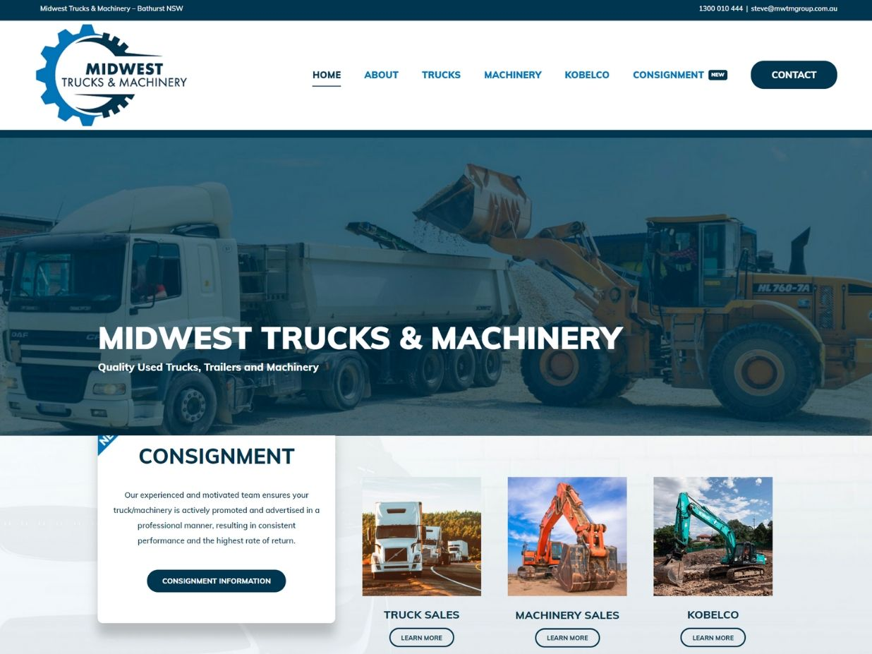 MidWest Trucks and Machinery