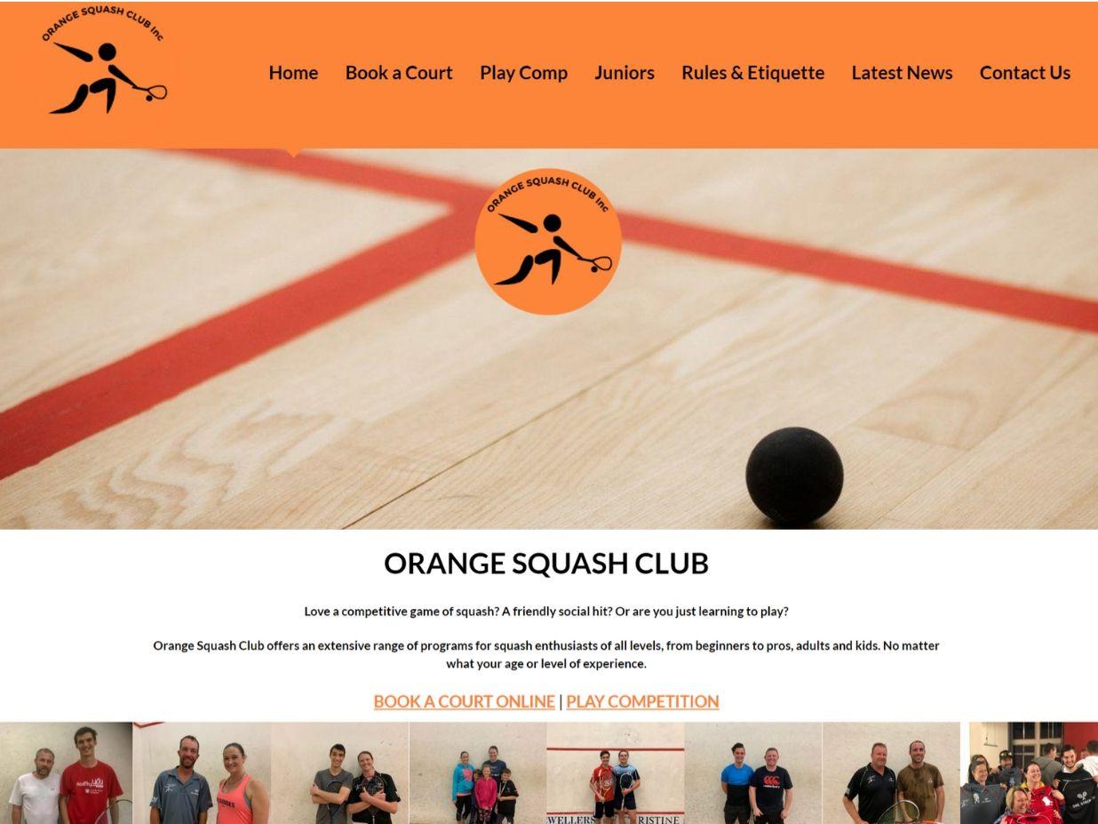 Orange Squash Club