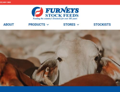 Furneys Stock Feeds – New Website Build